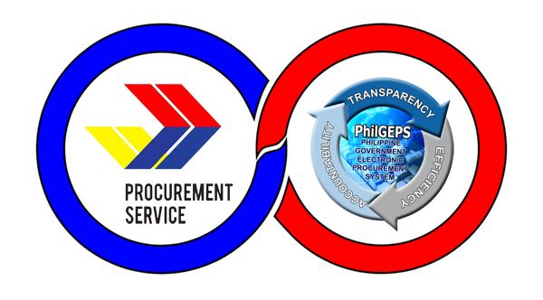 ps and philgeps adopt a unified logo